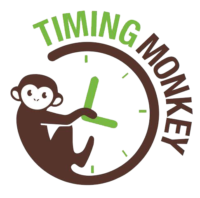 Timing Monkey Logo